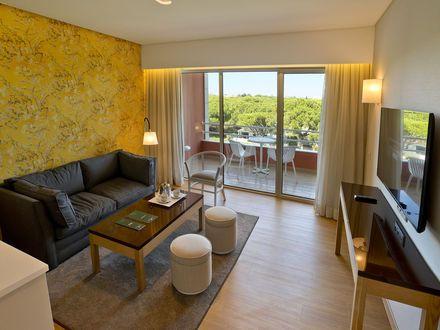 Kamer Suite lounge